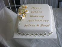 Sylvia and Derek's Golden Wedding