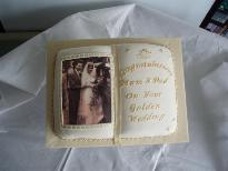 Golden Wedding Book
