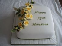 Maureen's 75th