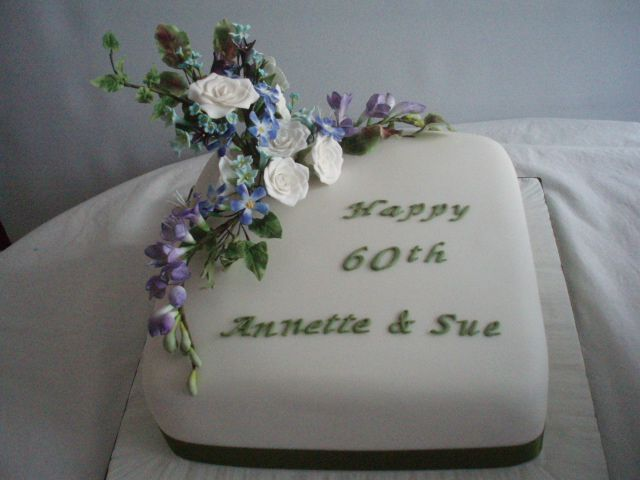 Annette and Sue