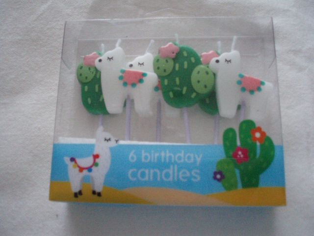Llamas and Cactus
